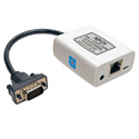 Tripp Lite B132-100A-SR VGA with Audio over Cat5/Cat6 Extender Receiver USB-Powered 1440x900 at 60Hz Up to 300 Feet