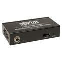 Tripp Lite B156-002-DVI 2-Port DisplayPort 1.2 to DVI Multi-Stream Transport (MST) Hub 3840x1200 at 60Hz