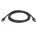 Tripp Lite F005-006 FireWire IEEE 1394 Cable (6pin/6pin M/M) 6 Feet