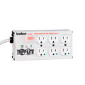 Tripp Lite IBAR6HG Isobar Surge Protector Medical Metal 6 Outlet 15ft Cord 3330 Joule