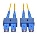 Tripp Lite N356-01M Duplex Singlemode 8.3/125 Fiber Patch Cable (SC/SC) 3 Feet