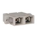 Tripp Lite N452-000 Duplex MMF Coupler (SC/SC)