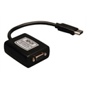 Tripp Lite P134-06N-VGA DisplayPort Male to VGA Female Adapter