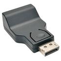 Tripp Lite P134-000-VGA-V2 DisplayPort 1.2 to VGA Active Compact Adapter Converter (DP-Male to VGA-Female)