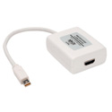 Tripp Lite P137-06N-HDMI Mini Displayport Male to HDMI Female Cable - 6in