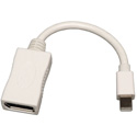 Tripp Lite P139-06N-DP Mini Displayport Male to Displayport Female Adapter