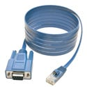 Tripp Lite P430-006 6 ft RJ45 to DB9F Cisco Serial Console Port Rollover Cable