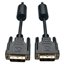 Tripp Lite P561-18N DVI Single Link Cable Digital TMDS Monitor Cable (DVI-D M/M) 18-in.