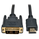 Tripp Lite P566-006 HDMI to DVI Cable Digital Monitor Adapter Cable (HDMI to DVI-D M/M) 6 Feet