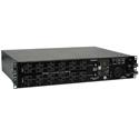 Tripp Lite PDUMH30ATNET PDU Switched ATS 120V 30A 24 5-15/20R; 1 L5-30R 2 L5-30P 2URM