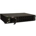 Tripp Lite PDUMH32HV PDU Metered 230V 32A 7.3kW 16 C13; 2 C19 IEC-309 Horizontal 2URM