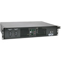 Tripp Lite PDUMH32HVAT TAA-Compliant 7.4kW Single-Phase ATS/Metered PDU 230V Outlets 2 IEC309 32A Blue Cords Rackmount