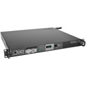 Tripp Lite PDUMNH16HVAT 3.7kW Single-Phase 230V ATS/Monitored PDU IEC309 16A Blue Outlet/Inputs 2 IEC309 Rackmount