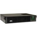 Tripp Lite SM1000RM2UTAA TAA SmartPro 120V 1kVA 800W Line-Interactive Sine Wave UPS 2U Rack/Tower Network Card Options