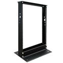 Tripp Lite SR2POST13 13U 2-Post Open Frame Rack Server Cabinet Threaded Holes