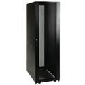 Tripp Lite SR42UBKD 42U Rack Enclosure Server Cabinet Knock-Down w/ Doors & Sides