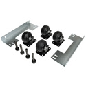 Tripp Lite SRCASTERHDKIT Rack Enclosure Cabinet Heavy Duty Mobile Rolling Caster Kit