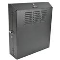 Tripp Lite 6U Low-Profile Vertical-Mount Wall-Mount Rack Enclosure Cabinet 29H x 26W x 12D