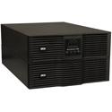 Tripp Lite SU10000RT3UG 10000VA 9000W UPS Smart Online Rackmount 10kVA PDU 200-240V 6URM