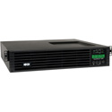 Tripp Lite SU1500RTXLCDN SmartOnline 120V 1.5kVA 1.35kW Double-Conversion UPS 2U Rack/Tower Extended Run