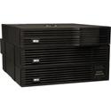 Tripp Lite SU5000RT4UTF 5000VA 4500W UPS Smart Online Rackmount 5kVA 208V/120V 6URM RT
