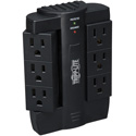 Tripp Lite SWIVEL6 Protect It Surge Protector with 6 Rotatable Outlets Direct-Plug In 1500 Joules
