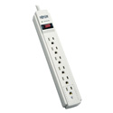 Tripp Lite TLP606TAA Surge Protector Strip 120V 6 Outlet 6ft Cord 790 Joule TAA GSA