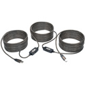 Tripp Lite U042-050 USB 2.0 Hi-Speed A/B Active Repeater Cable (M/M) 50 Feet