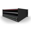 tvONE ONErack 1RK-4RU-BASIC-KIT 4RU Kit Includes Chassis - 6 Modules
