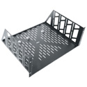 Middle Atlantic U4V Vented Utility Rack Shelf - 4RU