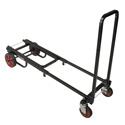 Ultimate Support JamStands JS-KC80 Karma Series Adjustable Professional Transport Cart - Light Duty