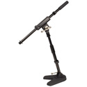 Ultimate Support JamStands JS-KD55 Angle-Adjustable Kick Drum/Guitar Amp Mic Stand
