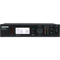 Shure ULXD4 Single Digital Wireless Receiver - G50 470-536 MHz - Zoom Rooms Compatible