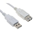 USB 2.0  A Male to A Female Extension Cable 6 Foot