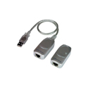 NTI USB-C5-LC The XTENDEX USB Over Cat5 Extender ( Up to 150 Feet)