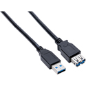 Connectronics USB 3.0 A Male to A Female USB Extension Cable - 6 Feet