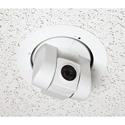 Vaddio 999-2225-050 In-Ceiling Half Recessed Enclosure - White (Ceiling Enclosure Only)