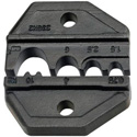 Klein Tools VDV205-044 AWG 18-16 Non-Insulated Terminals Crimp Die Set for VDV200-010