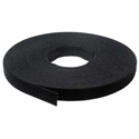 VELCRO® Brand 217240 One-Wrap Tape - 1/2 Inch x 25 Yard Tie Roll - Black