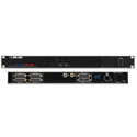 Fiberplex VIM-1032-E-02 Rackmount 32 Output Tail Split Multimode OpticalCon
