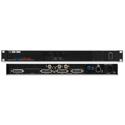 Fiberplex VIM-1808-E-02 8x8 Tie Line Master Multimode OpticalCon