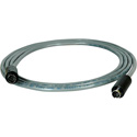 Laird VISCA-MDX8-7 Visca Camera Control Cable 8-Pin DIN Male to Male - 7 Foot