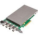 Datapath VISIONSC-SDI4 3G-SDI 4 Channel Video Capture Card - 1920x1080p 60fps Capture - PCIe Gen.3