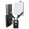 VidOvation VidOlink Reacher 3000 HDMI & HD-SDI Wireless Video System 3000 Ft Range High Gain Antenna & V-Lock Batt Plate