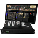 FOR-A Envivo Replay System with 6 HD-SDI/3G Inputs and 2 HD-SDI/3G Outputs