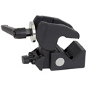 Varizoom VZ-UC Universal General Rigging Clamp Use 1/4In-20 & 10-32 holes 5/8In Socket Mounts to Bars/Flat Surfaces