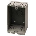 RDL WB-1U 1 Gang Universal Wall Box