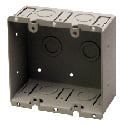 RDL WB-2U 2 Gang Universal Wall Box