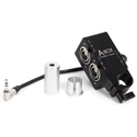 Wooden Camera 216200 A-Box Mic Adapter for RED KOMODO and DSMC2 Brains