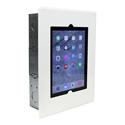 FSR WE-FMIPDminiNB-WHT Flush Mount iPad Mini Wall Enclosure
